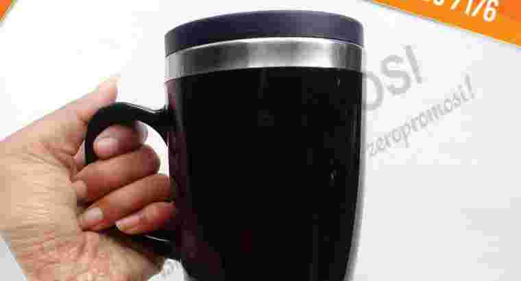 Souvenir Mug Tumbler Vesta Stainless Promosi
