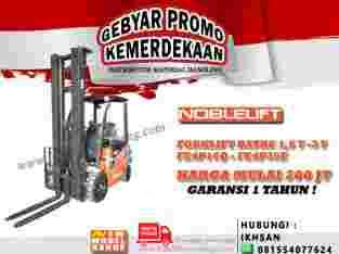 Forklift Batre Semarang