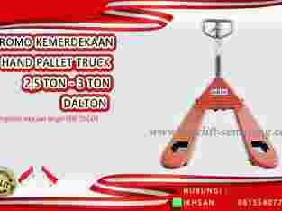 Handpallet Semarang 2 ton 3 ton Termurah