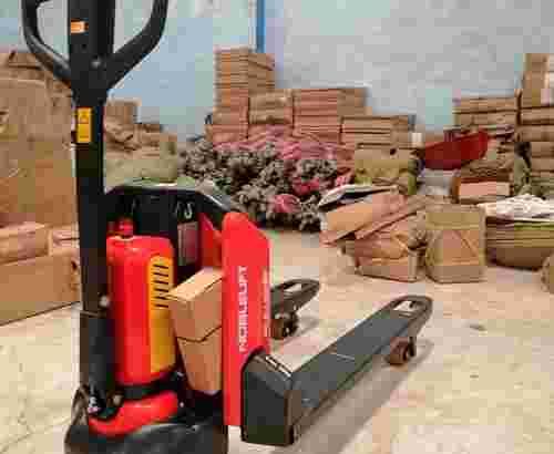 Hand Pallet Electric 1.5 Ton Noblelift Harga Promo