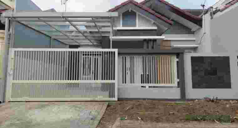 Rumah Mewah dekat Kampus Binus di Araya Kota Malan