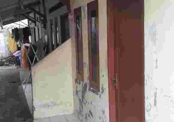 Di Jual cepat 3 Rumah Kontrakan di Tengah kota Dep