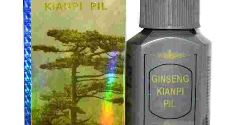 Ginseng Kianpi Pil Asli Di Bandung
