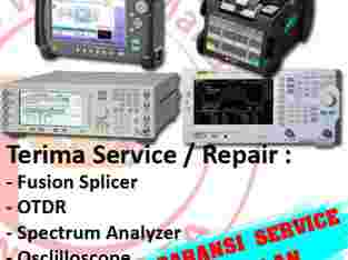 Jasa Service/Repair – SPLICER dan OTDR   Murah