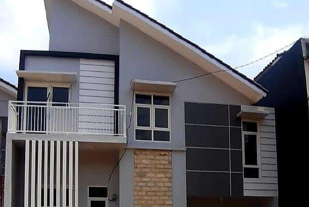 Dijual Rumah 2 Lantai Didaerah Merjosari Malang