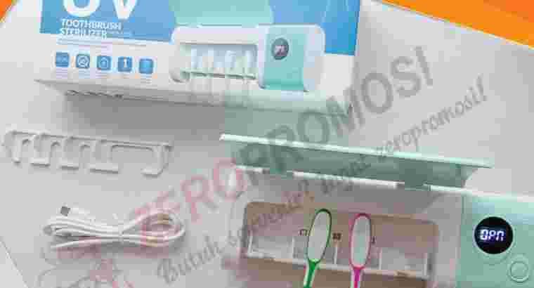 Souvenir Fitcare Kotak Sterilisasi Sikat Gigi UV