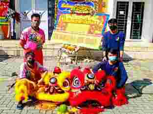 Sewa Barongsai Liong Banten