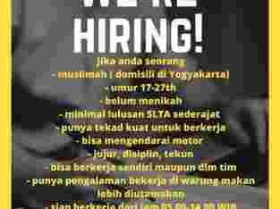 Info Loker Karyawan warung makan