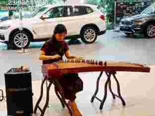 Sanggar Musik Guzheng Citra Studio