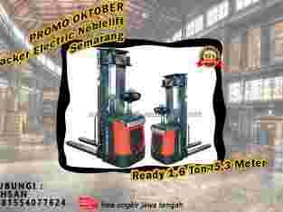 Jual Stacker Elektrik Semarang