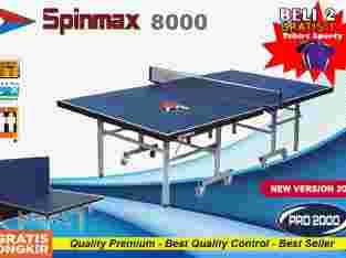 tenis meja pingpong merk SPINMAX 8000